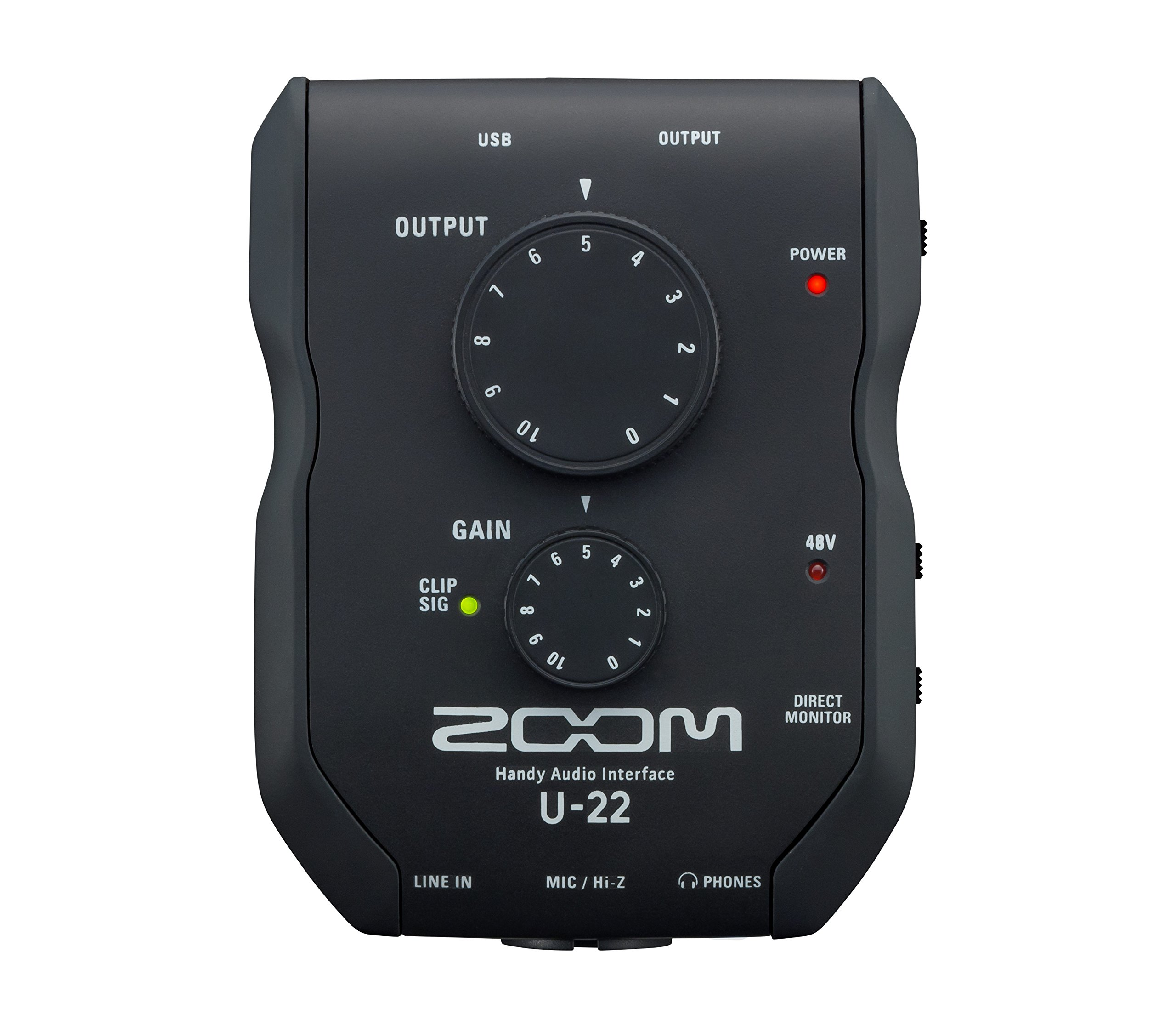 Zoom U-22 Handy Audio Interface by Zoom