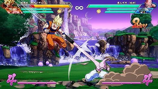 Dragon Ball Fighter Z [Importación italiana]: Amazon.es: Videojuegos