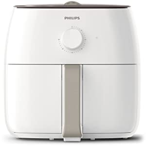 Philips HD9630/28 Avance Collection Airfryer, Twin TurboStar, XXL, White