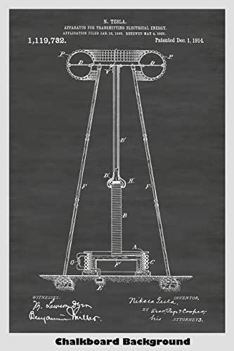 Amazoncom Nikola Tesla Coil Over The Air Energy