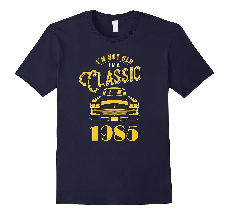 American Muscle Car Guy Shirts Classic 1985 Gift-ANZ