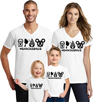 Personalized Mickey Mouse Ears Birthday Boy 100/% Cotton T-Shirt For Kids