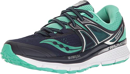 8. Saucony Women's Triumph Iso 3 Running Sneaker