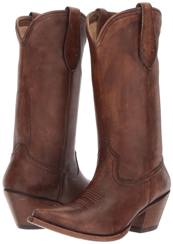 Ariat Women's Josefina Western Cowboy Boot B01L91OE96 Brown 9.5 B(M) US|Naturally Distressed Brown B01L91OE96 23d809