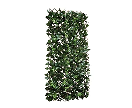 Bloom Leaf Fence Trellis Mixed Leaves Garden Outdoor Wall Covering