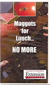 Maggots for Lunch... No More: Produce High Quality Apples Without Using Insecticides All Summer Long