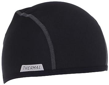 Pearl Izumi Thermal Skull Cap Headwear Winter Black One-Size 14361602