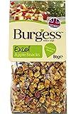 Burgess Excel Apple Snacks with Herb 80 g (Pack of 7)