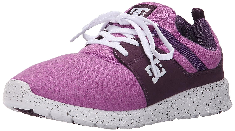 DC Women's Heathrow SE Skate Shoe B00ZQ6AUM6 6.5 B(M) US|Purple