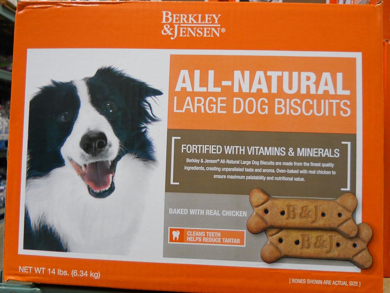 Berkley And Jensen Dog Food Cost