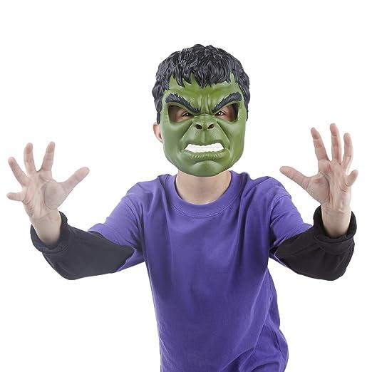 Amazon.com: Marvel Avengers Age of Ultron Hulk Voice Changer Mask: Toys & Games