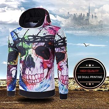 1dcd313b0f Liobaba Mens Womens Hooded Sweatshirt Realistic 3D Print Fleece Pullover  Hoodie, Inversion Equipment - Amazon Canada