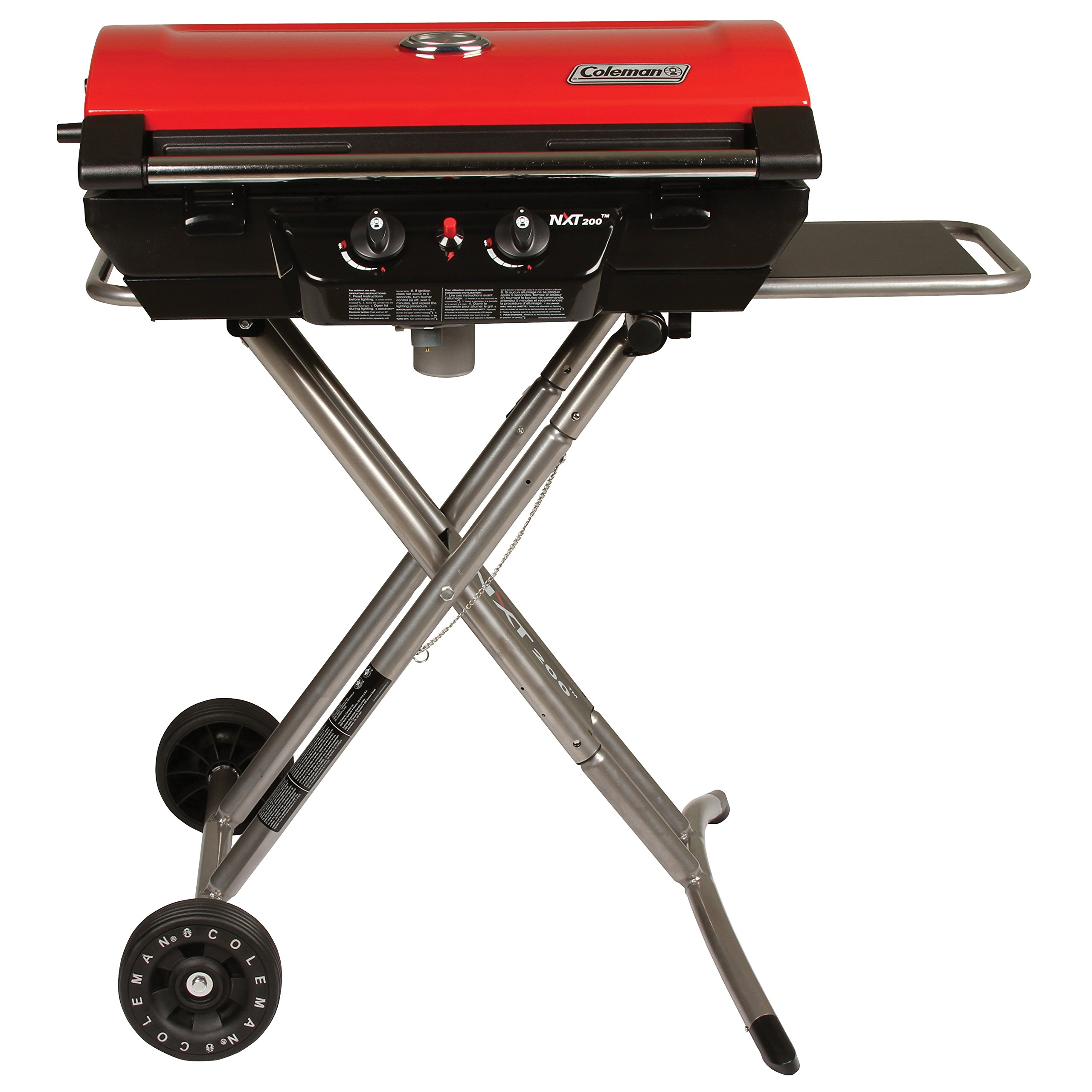 Propane Grill, Portable, 339 sq. in. by Coleman