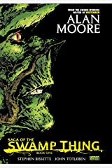 Saga of the Swamp Thing Book One Paperback