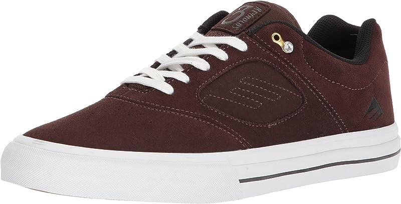 Emerica Reynolds 3 G6 Vulc Sneakers Herren Braun / Weiß