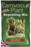 Miscela per rinvasi per piante carnivore 2 litri