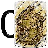 Morphing Mugs Harry Potter (Hufflepuff) Ceramic Mug, Black