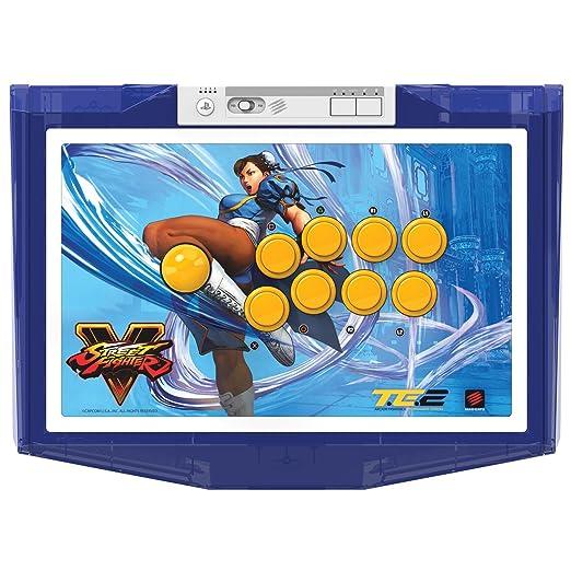 Amazon Com Mad Catz Street Fighter V Chun Li Arcade Fight Stick