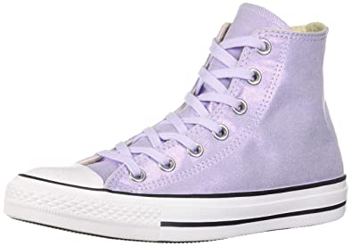 5d3968fced199 Converse Women's Unisex Chuck Taylor All Star Shimmer Canvas High Top  Sneaker