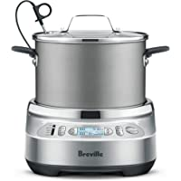 Breville BEG800SIL The One Precision Poacher, Silver