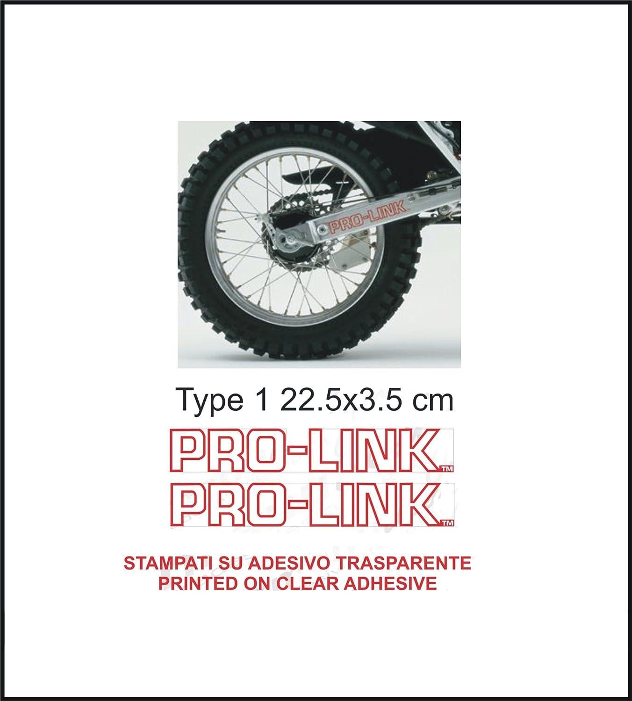 Graphicsmoto Graphicmoto Adesivi Aufkleber Set Honda Prolink 1 Auto