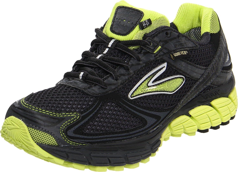 Schwarz Lime schwarz 36.5 EU Brooks Ghost Gtx W, Damen Sportschuhe - Running