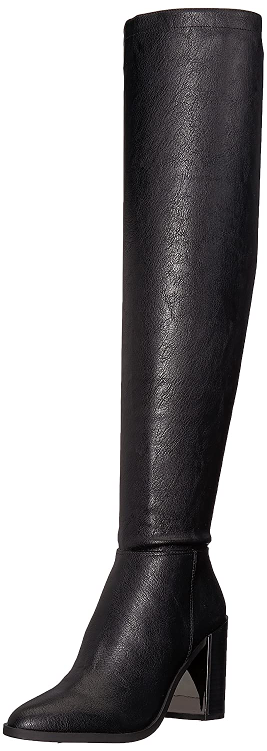 Nine West Women's Wiseplay Synthetic Knee High Boot