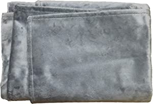 PetBed4Less 100% Waterproof Silky Soft Throw and Dog Blanket Cat Blanket