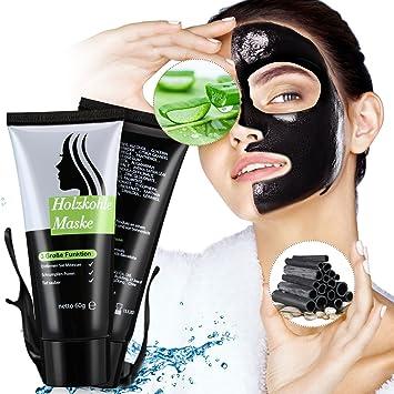Black Mask Schwarze Maske Gegen Mitesserschwarze Gesichtsmaske