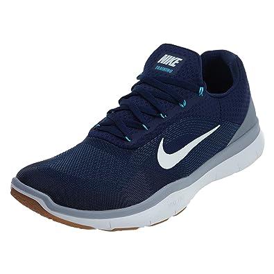 Nike Entraîneurs Des Hommes Bleus