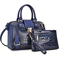 Lady Barrel Designer Satchel Handbags Vegan Leather Structured Purses Shoulder Bags for Women with Shoulder Strap