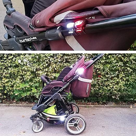 Collory 4 x Mini LED de Silicona Leuchten Juego Incluye ...