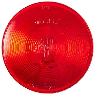 Truck-Lite 40242R Red Super 40 Stop/Turn/Tail 4'' Sealed Light: Automotive