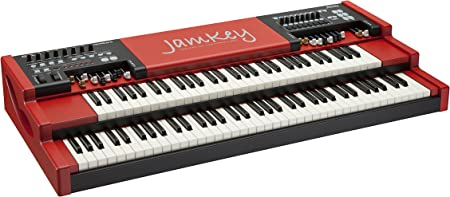 Orla 438por6000 jamkey teclado, Rojo: Amazon.es ...