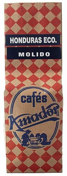 Cafés AMADOR - Café MOLIDO GRUESO Natural Arábica - HONDURAS ...