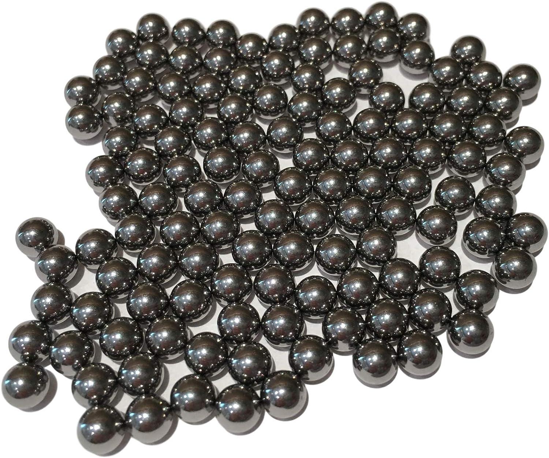 50 Stahlkugeln Kugeln Kugellagerkugeln 5,5mm 5,5 mm