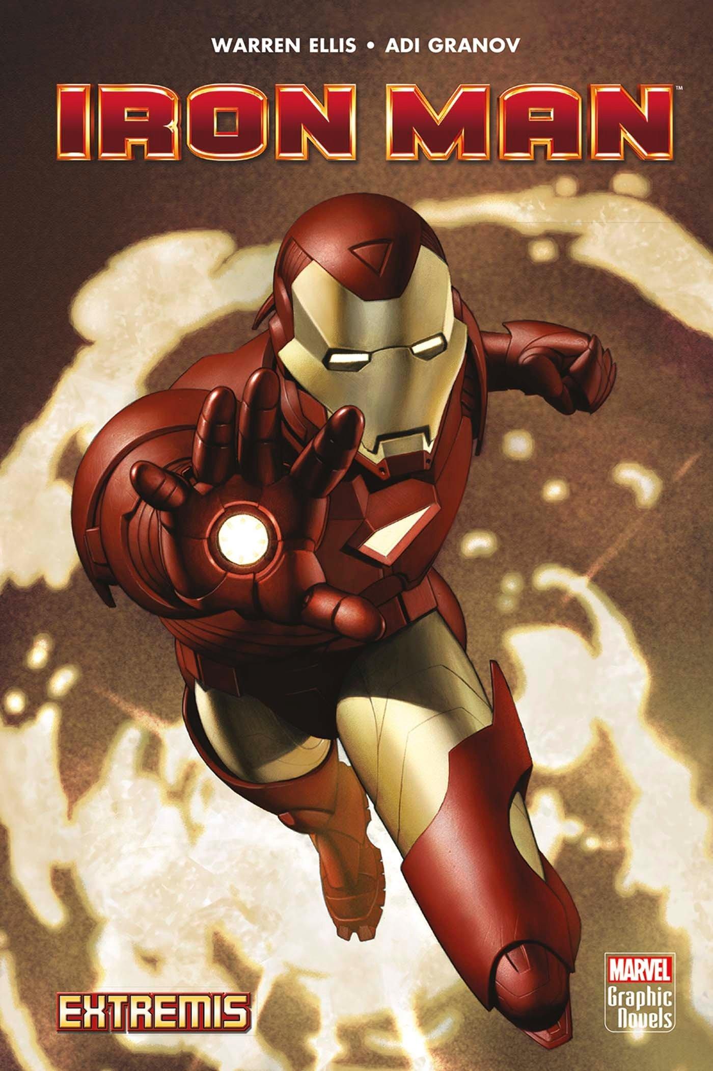 comics important iron man