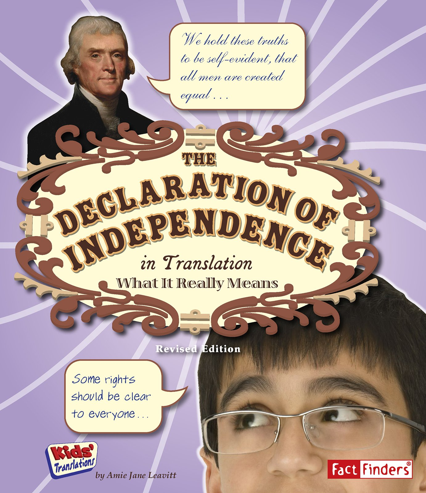 Download The Declaration of Independence in Translation: What It Really Means (Kids' Translations) PDF