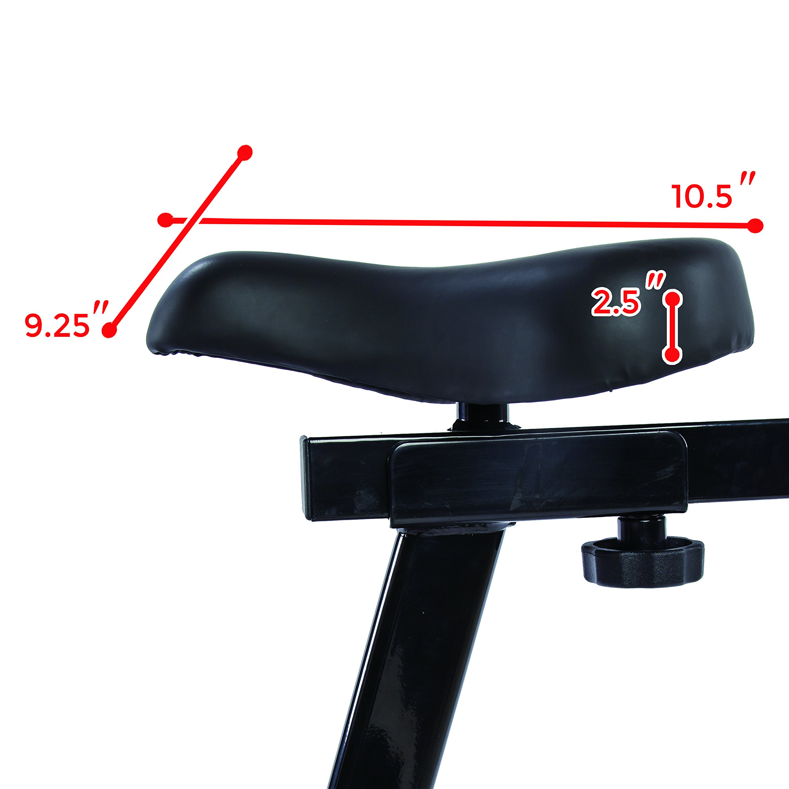 Sunny Health and Fitness Indoor Cycling Bike by Sunny Health & Fitness (Image #6)