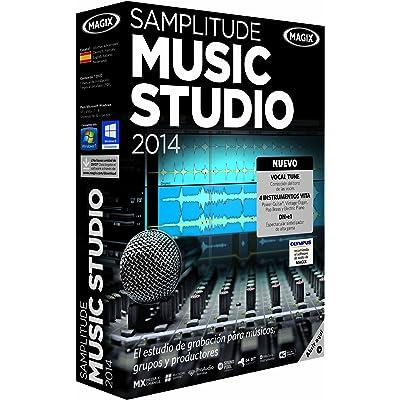 MAGIX Samplitude Music Studio 2014 - Software De Edición De Audio/Música