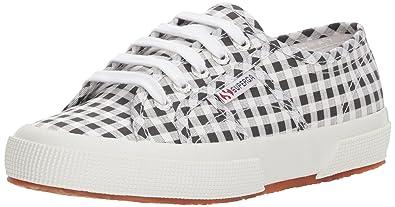 ee529028c314 Superga Women s 2750 Gingham Sneaker