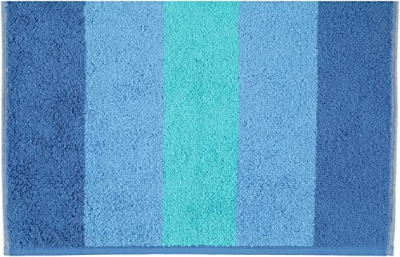 Cawö Handtücher Reef Blockstreifen 981 14 Grün Blau Duschtuch Handtuch Streifen