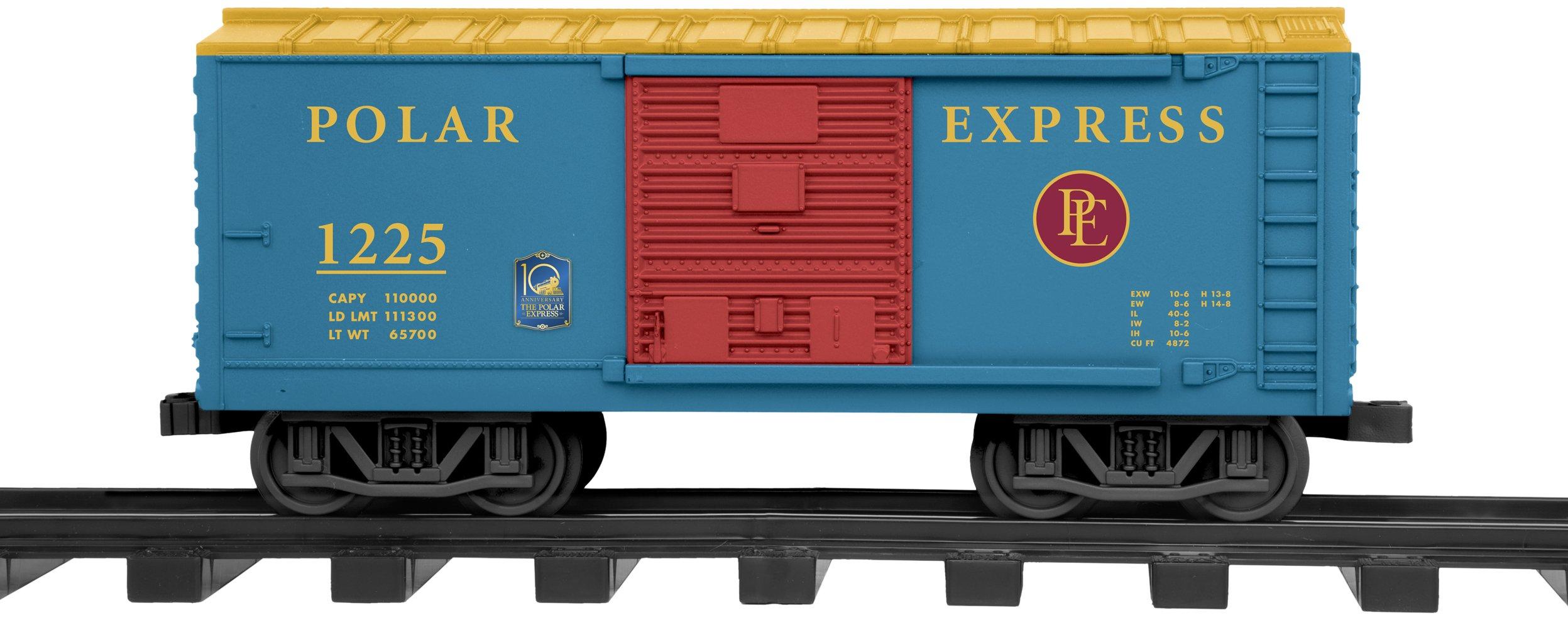 Lionel Trains Polar Express 10Th Anniversary G-Gauge Boxcar 2