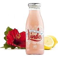 Linda - Refrescos 100% Naturales (Limonada + Hibiscus