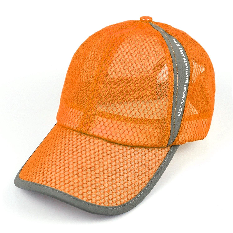 FADA HAT メンズ B07CXRTD5D オレンジ オレンジ