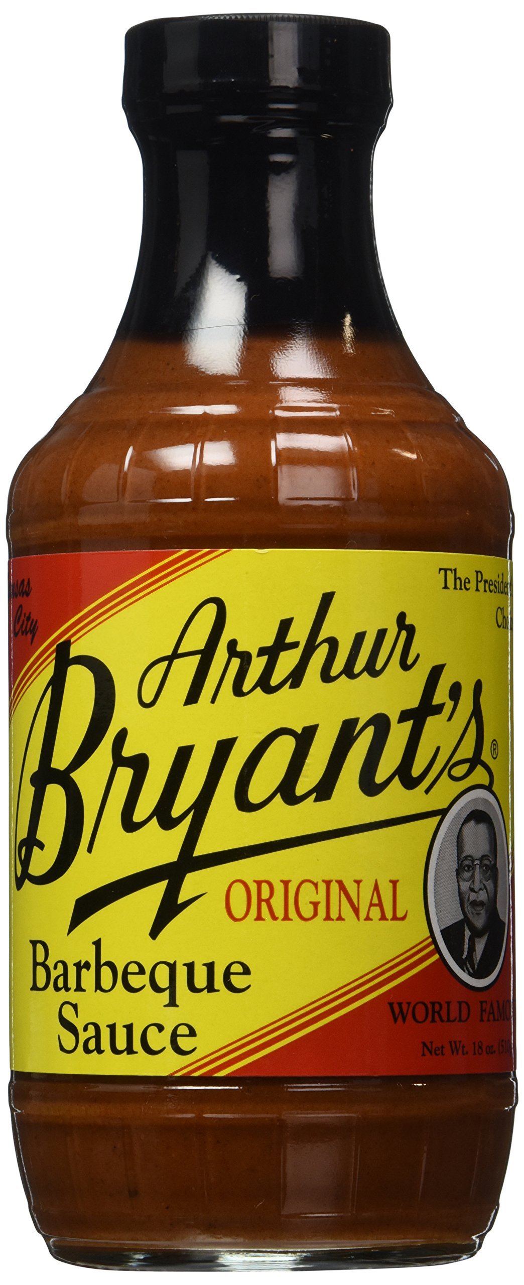 Arthur Bryants Original BBQ Sauce (18 Ounce)
