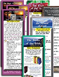 "Bible Study for Teens and Adults - Complete Set (2.75""x8.25"")"