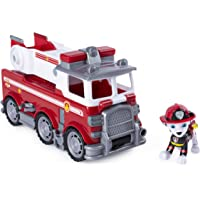 Paw Patrol - 6046151 - Jeu enfant - Véhicule + Figurine Marcus Ultimate Rescue - La Pat' Patrouille