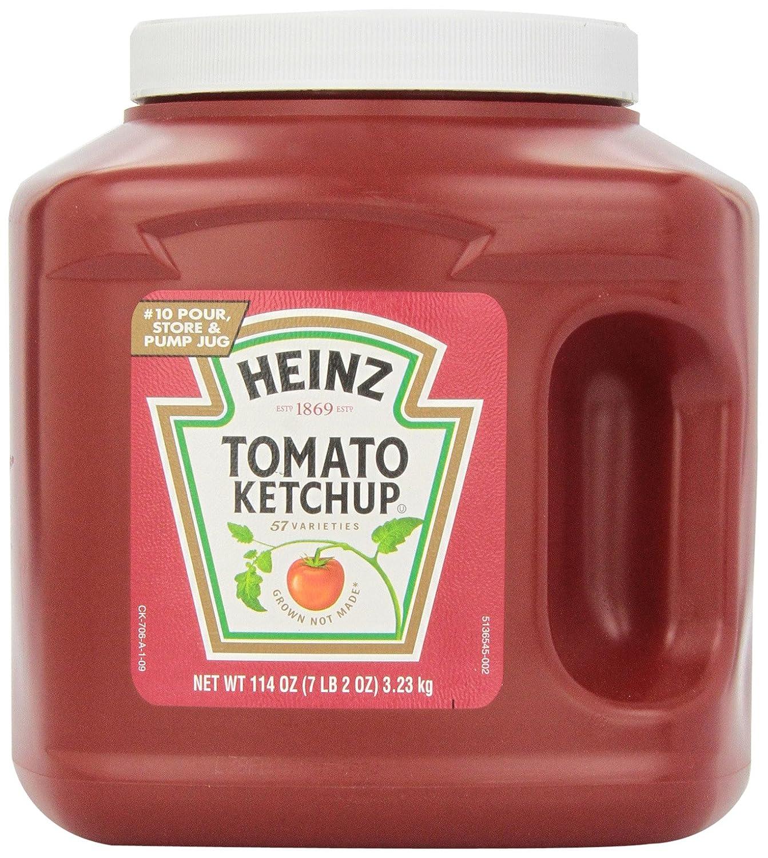 Heinz Tomato Ketchup Jug, 114 Ounce