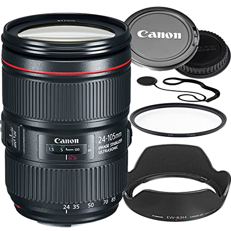 Review Canon 24–105mm f/4L IS
